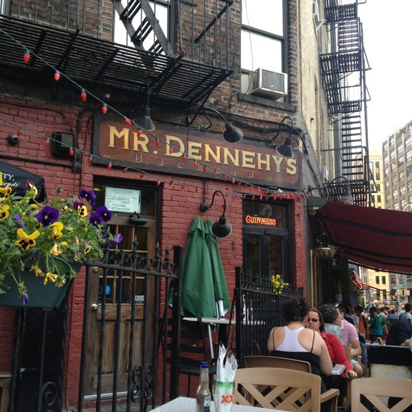Photo taken at Mr. Dennehy's by Winnie on 6/21/2013