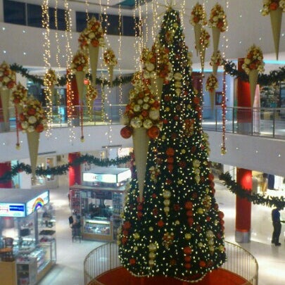 Photo taken at Trincity Mall by Keon L. on 10/30/2012