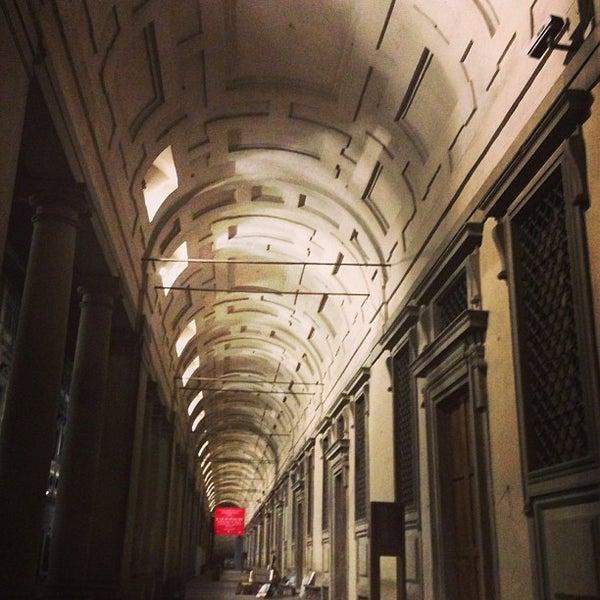 Photo taken at Galleria degli Uffizi by Marina F. on 7/11/2013