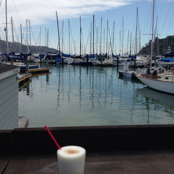 Photo taken at San Francisco Yacht Club by Karla on 8/18/2013