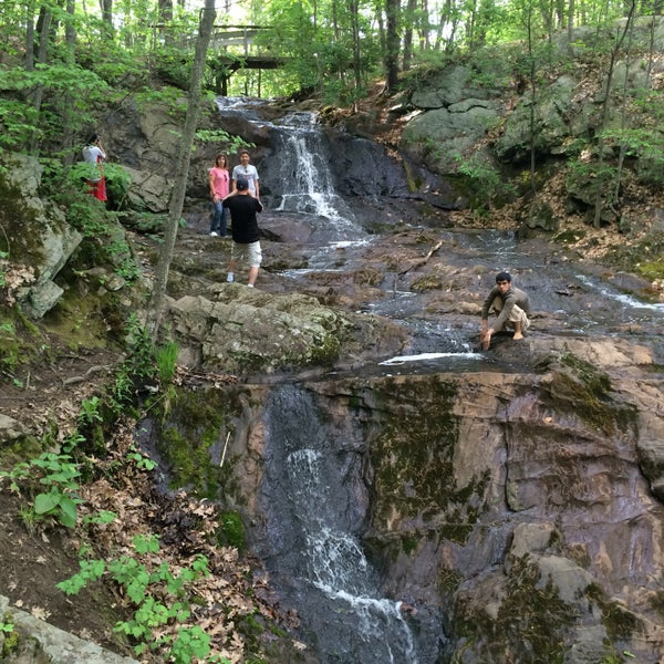 Photo taken at Jewell Falls by Greg S. on 5/30/2016