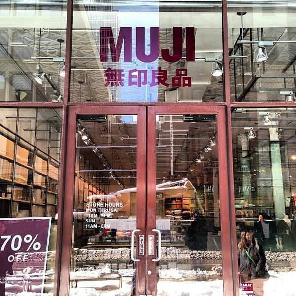 Muji Soho New York Ny