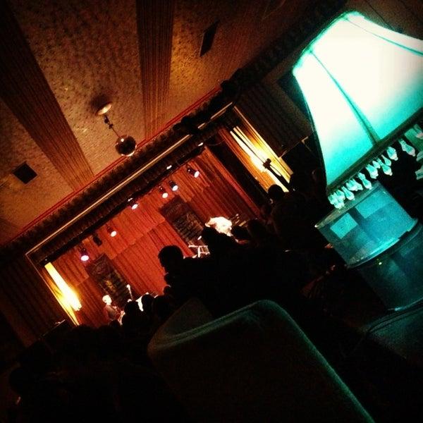 Photo taken at The Beachland Ballroom & Tavern by Katherine B. on 3/10/2013