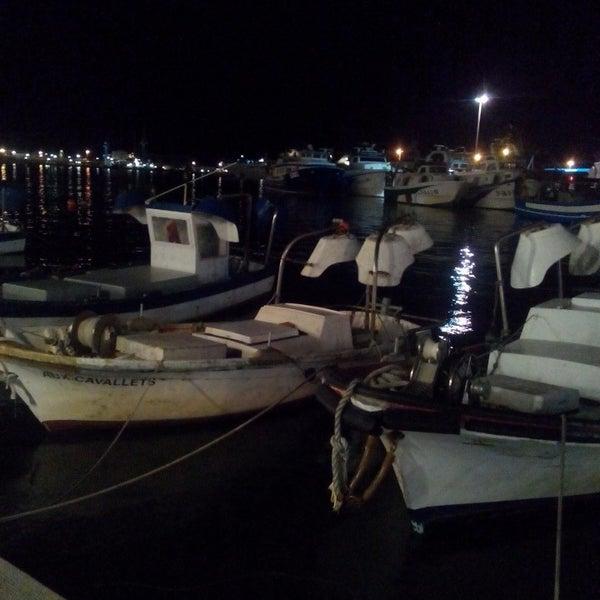 Photo taken at Port de Tarragona by Gizem A. on 10/6/2015