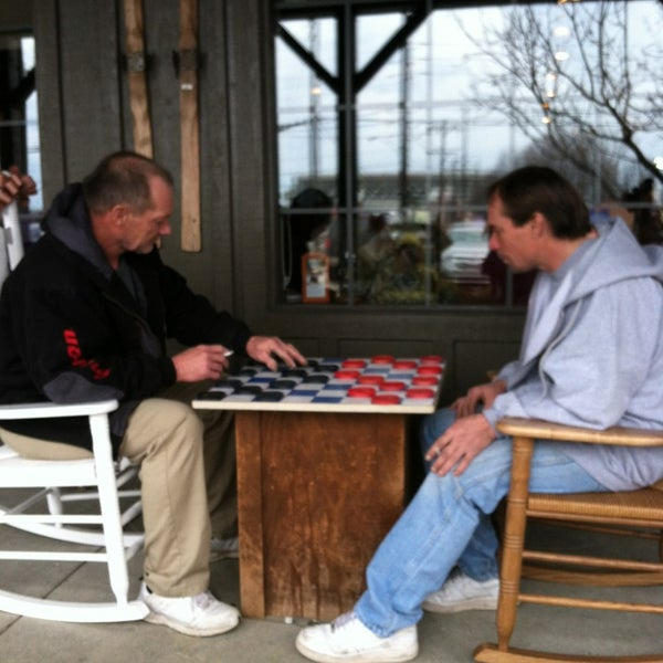 Photo taken at Cracker Barrel Old Country Store by Lisa S. on 2/10/2013