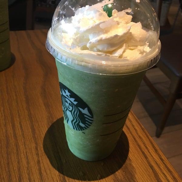Photo taken at Starbucks by Nationn M. on 11/10/2016