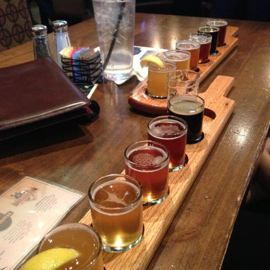 Photo taken at Colorado Mountain Brewery by Rick A. on 11/24/2012