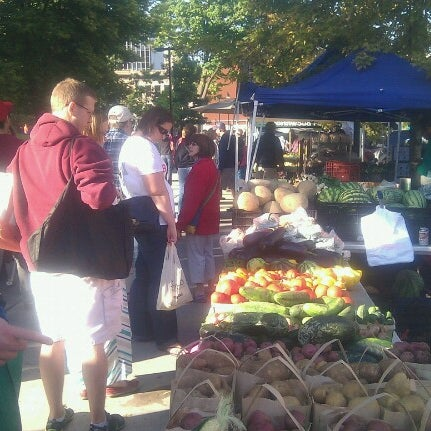 Photo taken at Dane County Farmers' Market by Terrence on 9/15/2012