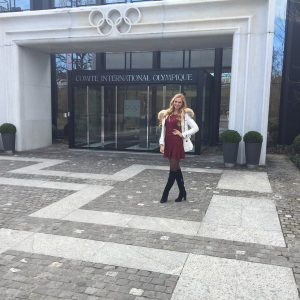 Photo taken at International Olympic Committee by Ekaterina on 2/26/2015