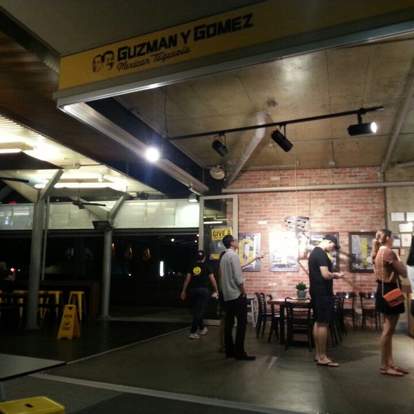 Photo taken at Guzman Y Gomez by Elliot H. on 2/26/2013