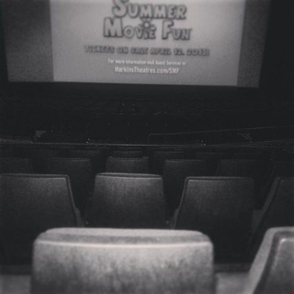 Photo taken at Harkins Theatres Tempe Marketplace 16 by Donald M. on 4/30/2013