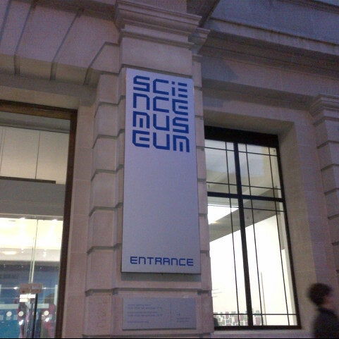 Photo taken at Science Museum by sOuLWwX on 1/1/2013