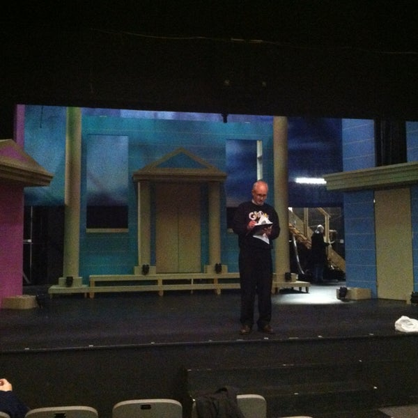 Photo taken at Curtain Call Theatre by Jordon H. on 1/28/2013