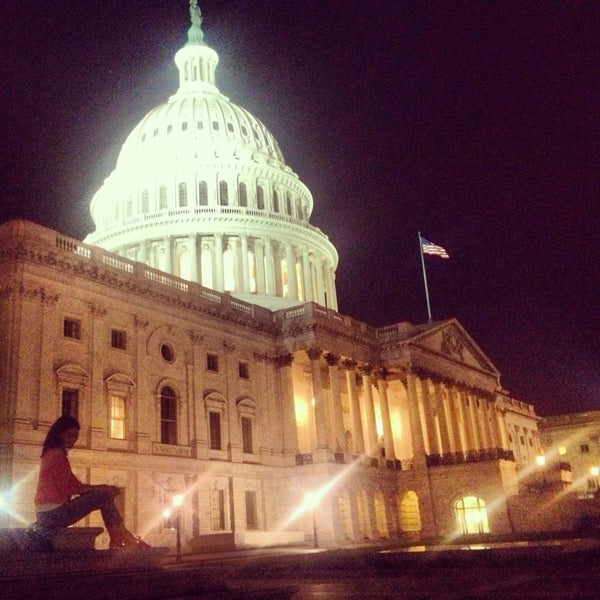 Photo taken at United States Capitol by Tanushka on 7/4/2013