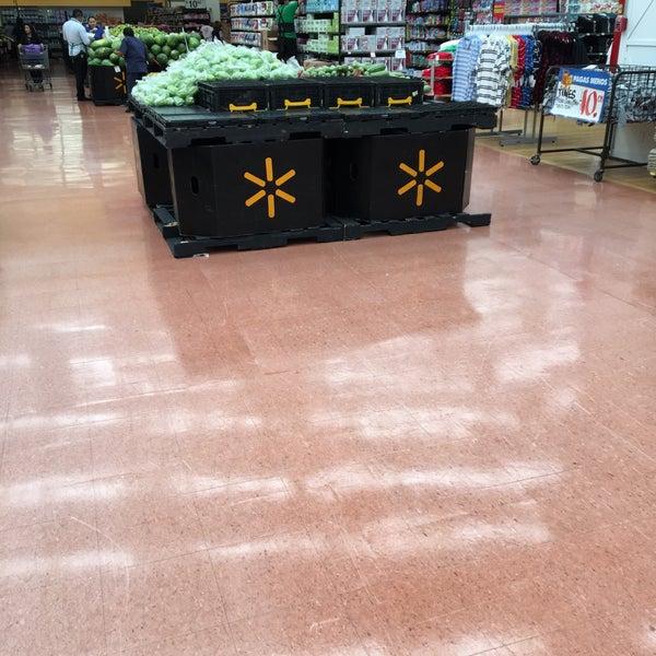 Photo taken at Walmart by Michel V. on 8/29/2016