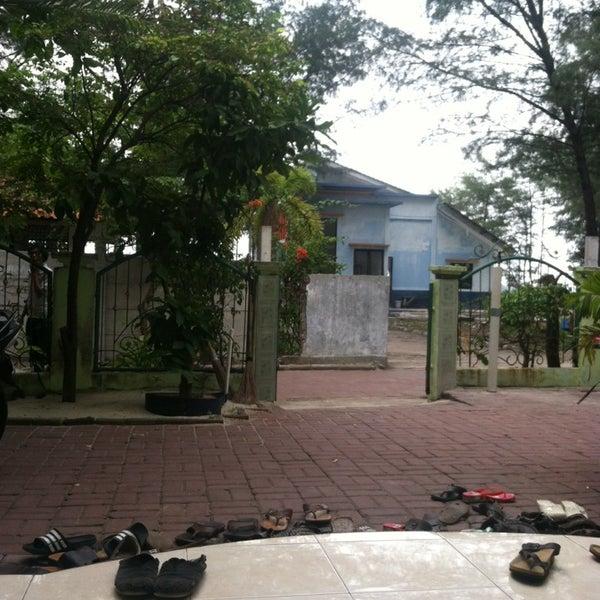 Photo taken at Pulau Pramuka by Dedeng I. on 11/8/2013