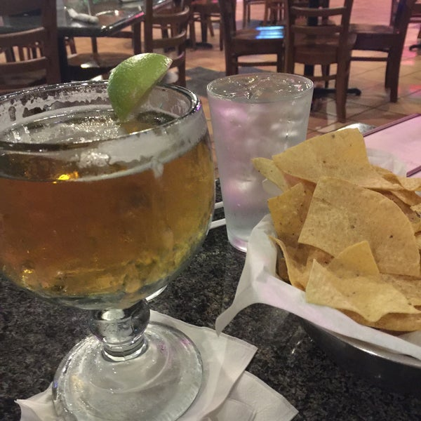 Photo taken at Mexi-Go Bar & Grill by Richard E R. on 10/7/2016