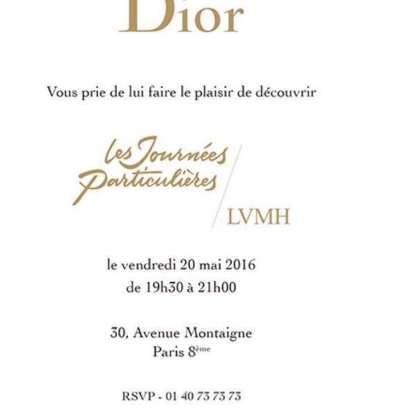 Photo taken at Christian Dior by Yasmina J. on 5/20/2016