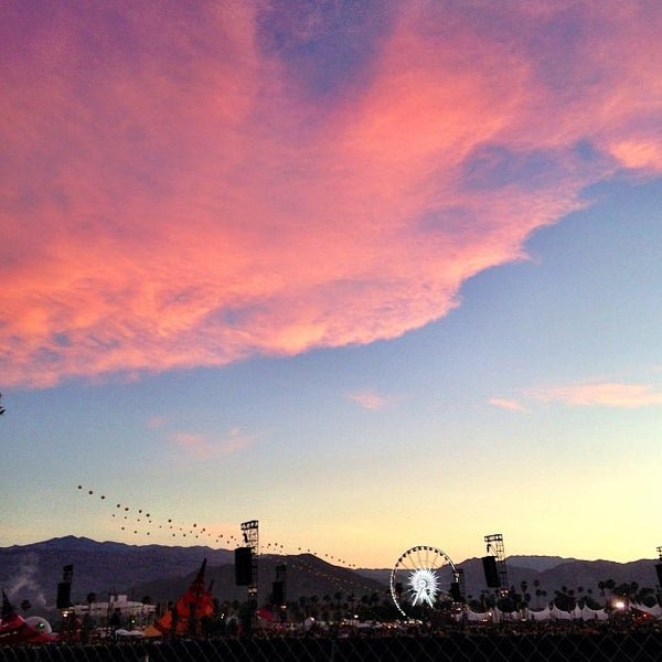 Photo taken at Coachella Valley Music and Arts Festival by Victor N. on 4/14/2013