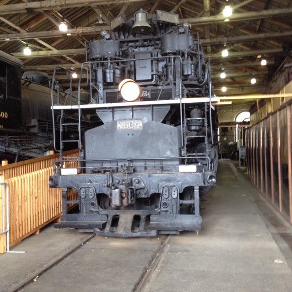 Photo taken at B & O Railroad Museum by Matt M. on 8/11/2013