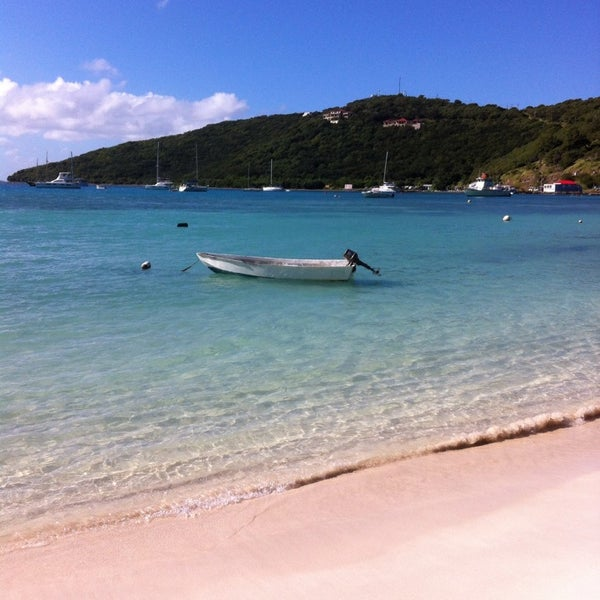 Photo taken at Jost Van Dyke Island by Brittany G. on 12/26/2013