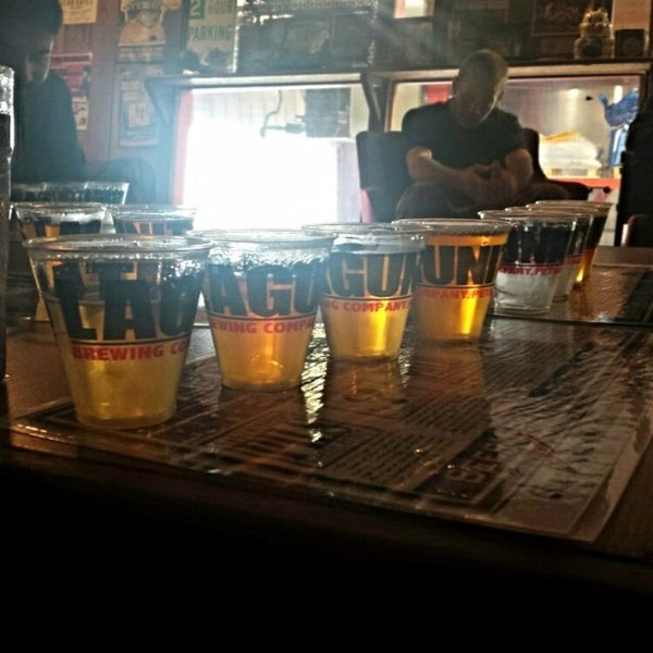 Photo taken at Lagunitas Brewing Company by Brandon N. on 11/14/2014