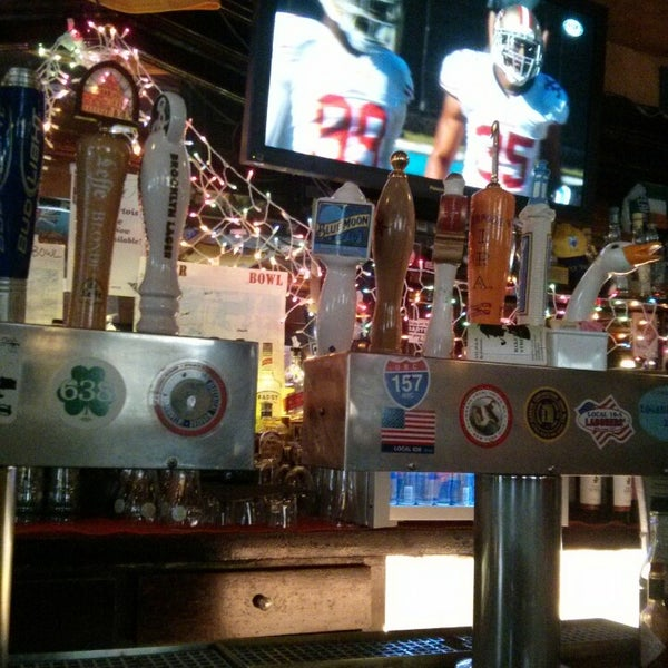 Photo taken at Baker Street Pub by .oo. on 1/12/2014