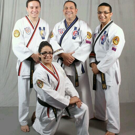 Photo taken at Karate America by Carlos C. on 10/30/2012