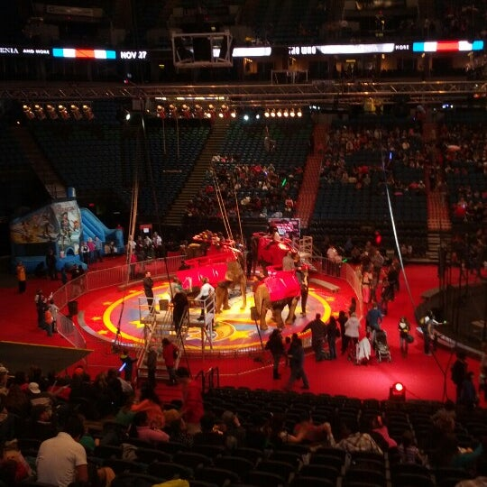 Photo taken at Target Center by Ian S. on 11/25/2012