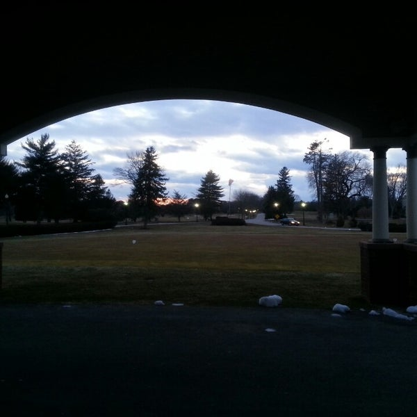 Photo taken at Quidnessett Country Club by Dave B. on 3/22/2013