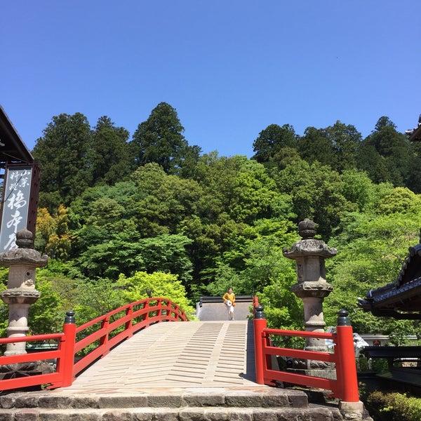 Photo taken at 室生寺 by 伊藤 律. on 5/4/2016