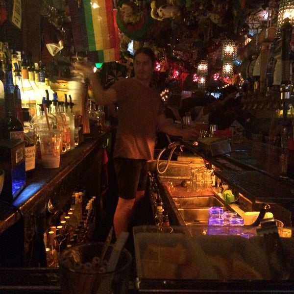 Photo taken at The Cubbyhole Bar by Diana on 9/17/2014