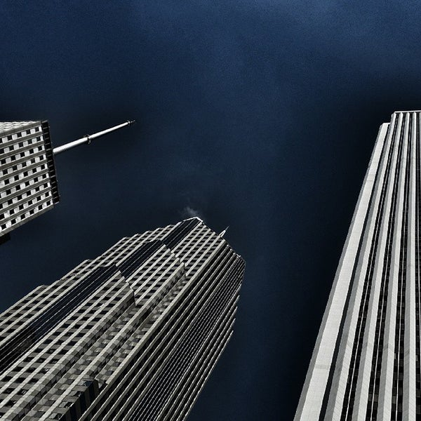 Photo taken at Aon Center by Radim S. on 9/18/2014