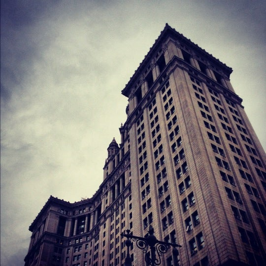 Photo taken at NYC Municipal Building by Nikki N. on 9/27/2012