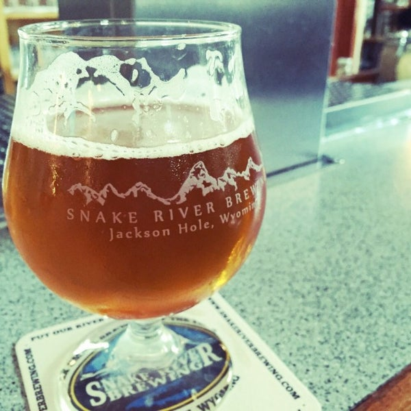 Photo taken at Snake River Brewery & Restaurant by Mike M. on 7/20/2015