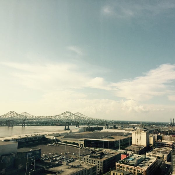 Photo taken at Loews New Orleans Hotel by Abdulgader A. on 6/9/2015