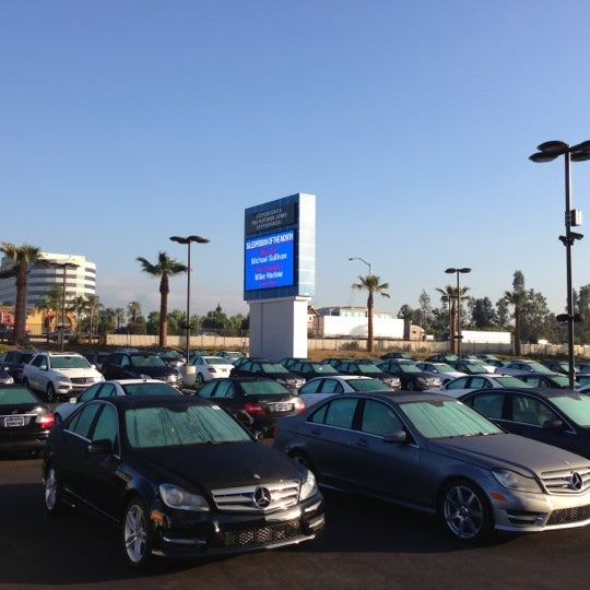 Mercedes benz of ontario auto dealership in ontario for Mercedes benz of ontario ca