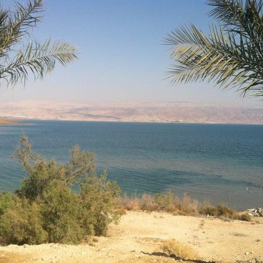 Kalia Beach Restaurant Dead Sea