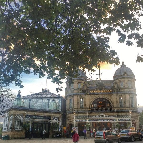 Photo taken at Buxton Opera House by Glynn on 9/8/2016