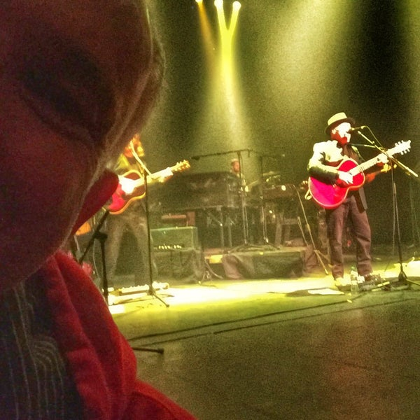 Photo taken at Buxton Opera House by Glynn on 3/21/2015