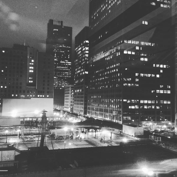 Photo taken at Hostelling International Chicago by Lily C. on 3/27/2016