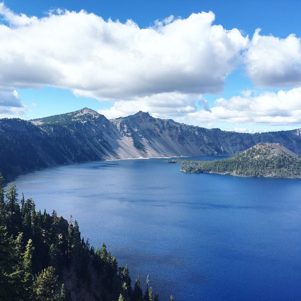 Photo taken at Crater Lake National Park by Lily C. on 9/4/2016