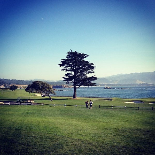 Photo taken at The Lodge at Pebble Beach by Markus B. on 11/10/2013