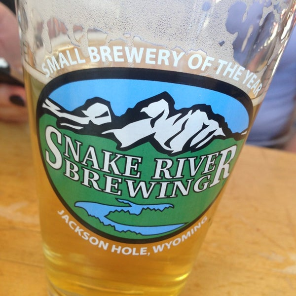 Photo taken at Snake River Brewery & Restaurant by Beau S. on 2/24/2013