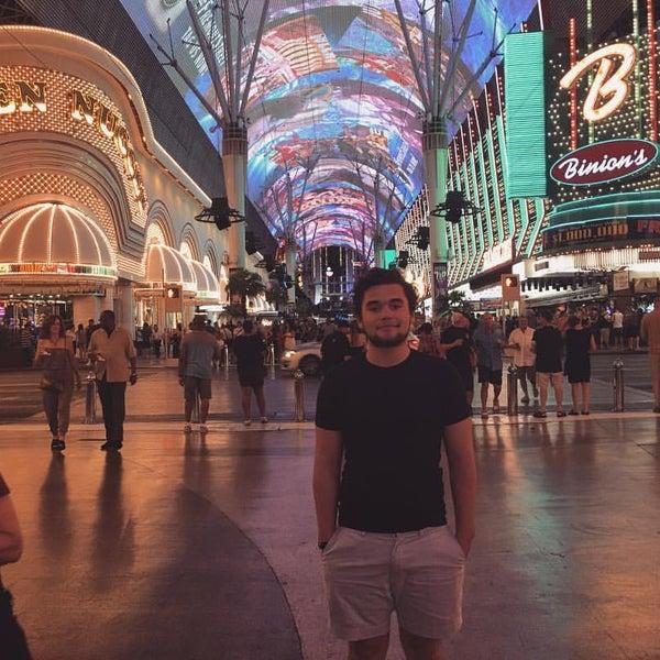 Photo taken at Downtown Las Vegas by Chris B. on 8/23/2016