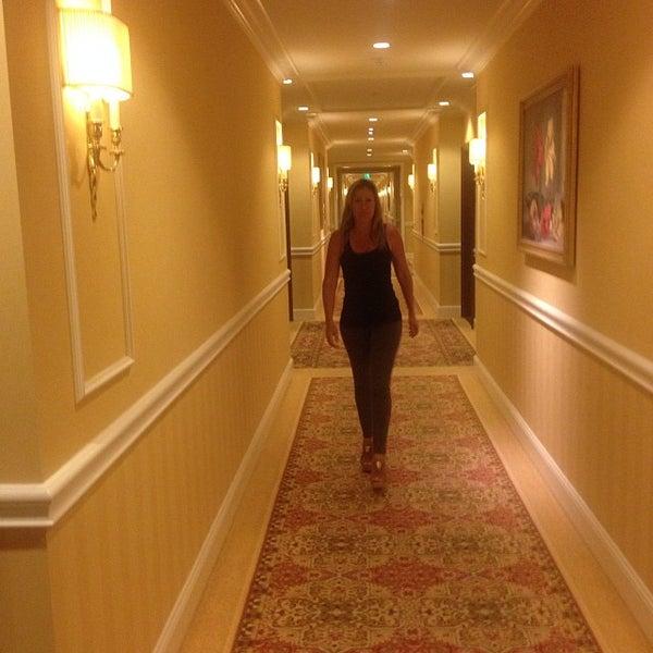 Photo taken at Four Seasons Hotel Westlake Village by Yvette U. on 9/30/2013