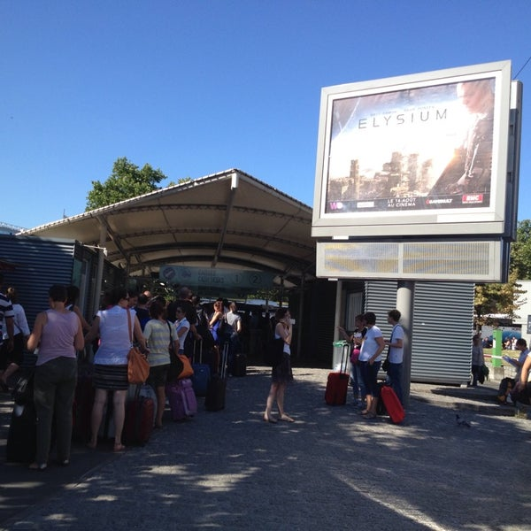 Gare routi re pershing porte maillot ternes 13 conseils - Paris porte maillot beauvais airport ...