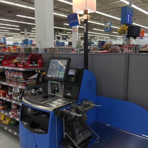 Photo taken at Walmart by Ashley H. on 8/2/2016