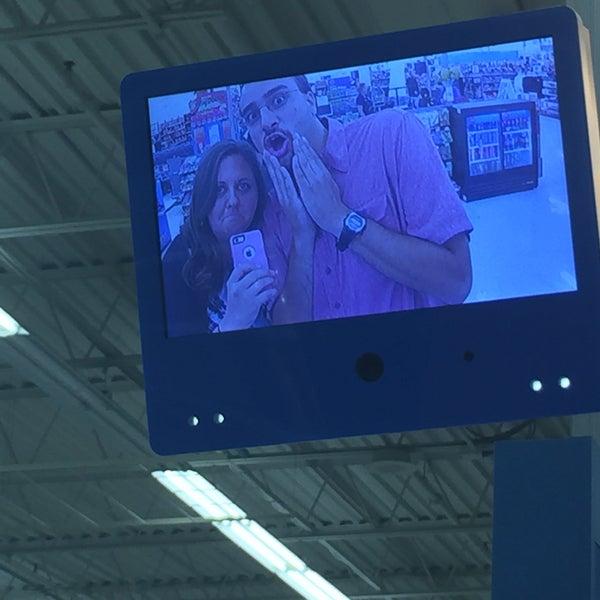 Photo taken at Walmart by Ashley H. on 9/17/2016