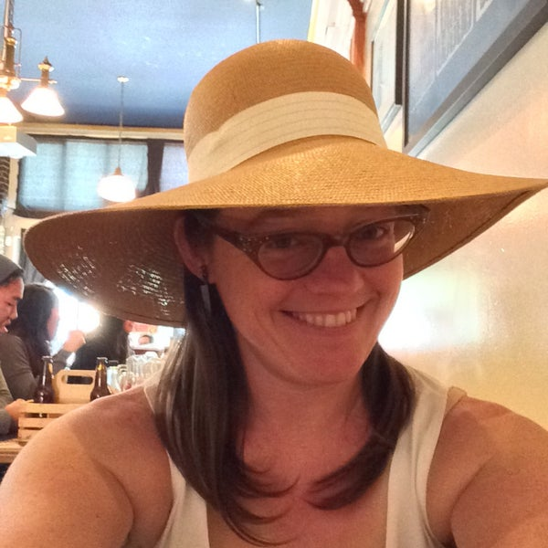 Photo taken at Goorin Bros. Hat Shop by Erin O. on 5/17/2015